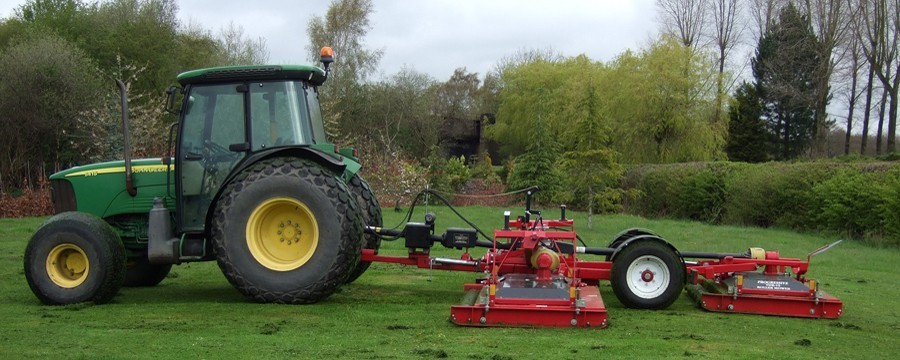 Large Scale Mowing from Malfords