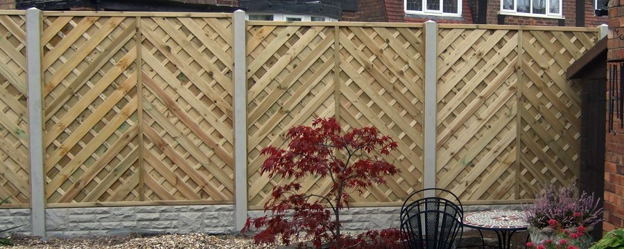 Fencing Supply and Installationn from Malfords